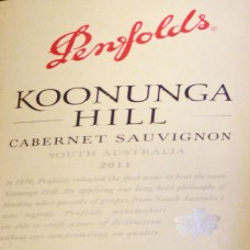 Penfolds Koonunga Hill Cabernet Sauvignon 2014