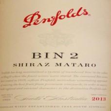 Penfolds Bin 2 Shiraz Mataro 2013