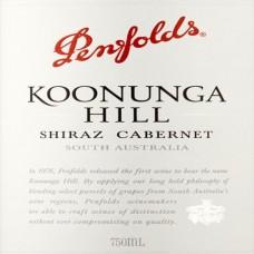 Penfolds Koonunga Hill Shiraz Cabernet 2014