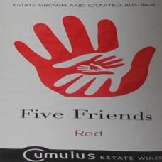 Cumulus Five Friends Red