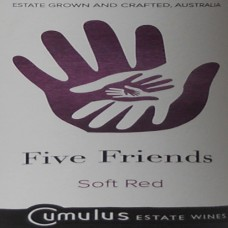 Cumulus Five Friends Soft Red
