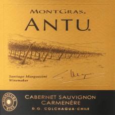 MontGras Antu Cabernet Sauvignon Carmenère