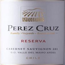 Perez Cruz Cabernet Sauvignon Reserva 2014