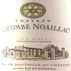 Château Lacombe Noaillac 2014