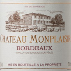 Château Monplaisir 2014