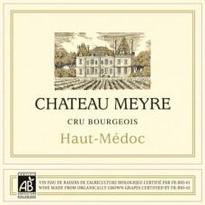 Château Meyre Haut-Médoc Cru Bourgeois 2012