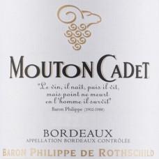 Baron Philippe de Rothschild Mouton Cadet Bordeaux Rouge 2014