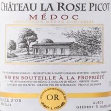 Château La Rose Picot Médoc 2011