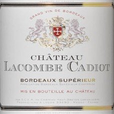 Château Lacombe Cadiot 2010
