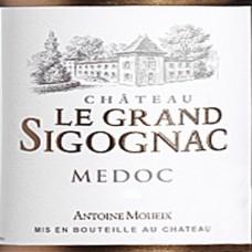 Château Le Grand Sigognac 2012