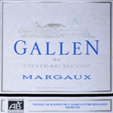 Château Meyre Gallen de Château Meyre 2012 Margaux