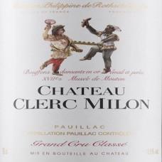 Baron Philippe de Rothschild Chateau Clerc Milon 2014