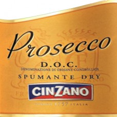 Cinzano Prosecco D.O.C. Spumante Dry