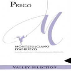 Prego Montepulciano d'Abruzzo DOC 2016