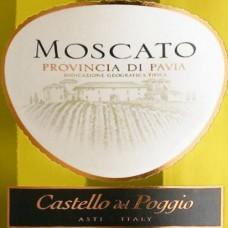 Moscato Castello Del Poggio