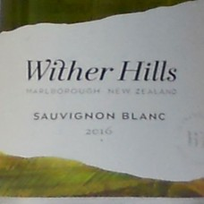 Wither Hills Sauvignon Blanc 2016