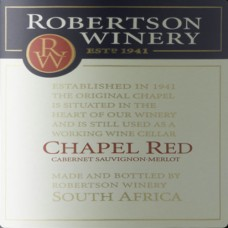 Robertson Chapel Red: Smooth Dry Red