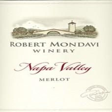 Robert Mondavi Napa Valley Merlot 2012