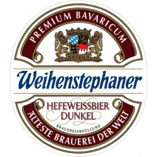 Weihenstephaner Hefe Weissbier Dunkel - 0.5 l