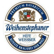 Weihenstephaner Hefe Weissbier Bavarian style - 0.5 l